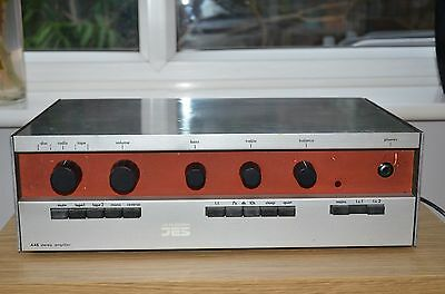 Sugden A48 Mk2 amplifier in perfect working order (casing ready for repainting)