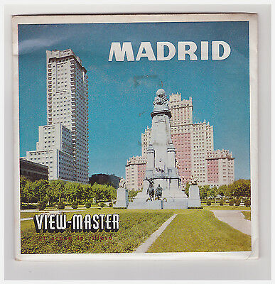 View Master  Madrid     C 242    In Italiano
