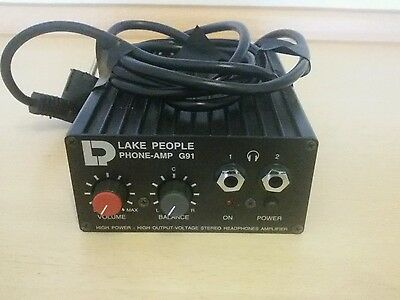 lake people phone amp g91