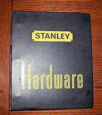 Vintage Stanley Hardware Book Binder Tools