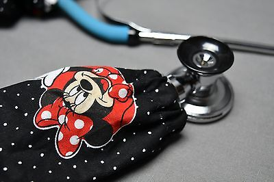 New Handmade Stethoscope Cover Sock Disney Minnie Mouse Accessories Free Ship
