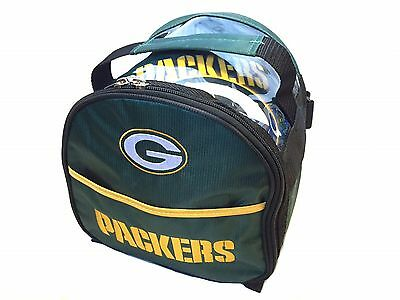 NFL Green Bay Packers 1 Ball Add On Plus One Bowling Bag