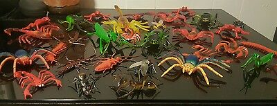 31 Rubber Bug Toys