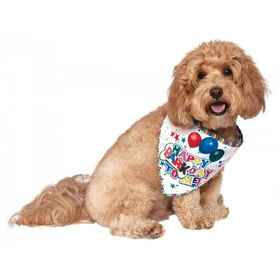 Barkday Bandana Costume Accessory Pet