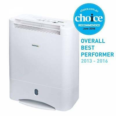 Ionmax ION 632 Dehumidifier 10L I can post message me for cost