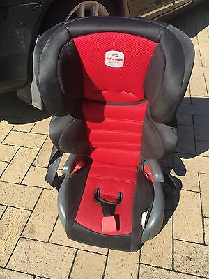 Safe n Sound Hi Liner SG Childs Car Seat