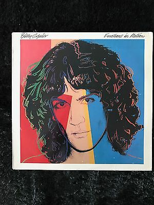 Andy Warhol Art Cover 6 x Original Vinyl LP
