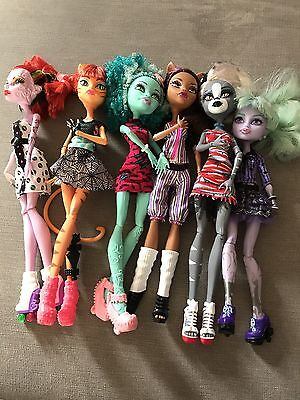 Monster High Bundle (with updated pictures)