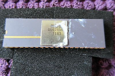 Commodore 64 - Ceramic Vic Chip - 6567R56A - TESTED