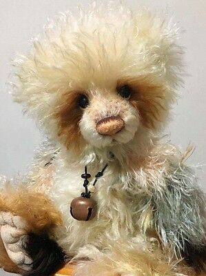 Anniversary POEM Charlie Bears Mohair Limited Edition
