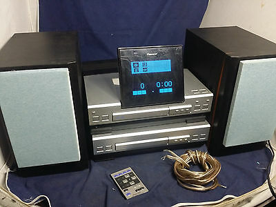 Pioneer XC-L5 and CT-L5 Music Centre Ampli Tuner CD and Cassette Deck