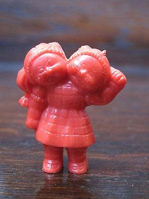 Garbage Pail Kids Cheap Toys Series 1 Red Double Heather GPK