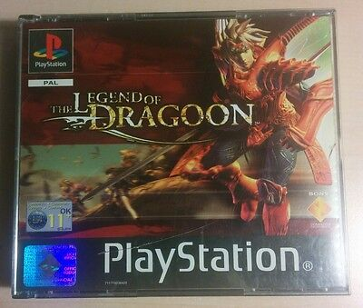 The Legend of Dragoon per Playstation 1 - PAL