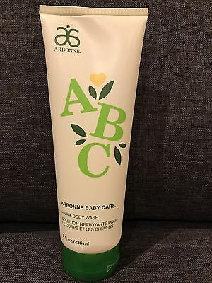 Arbonne Baby Care Hair & Body Wash