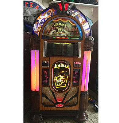 Rare Jukebox -Jim beam edition - Rock-Ola CD jukebox