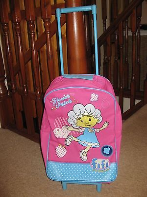 Fifi and the flowertots wheeled bag