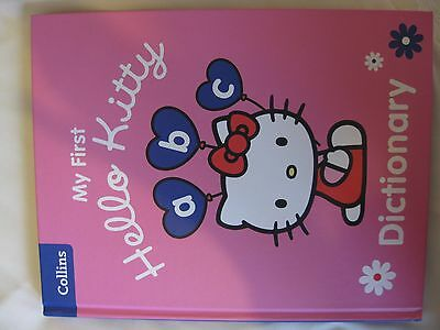 'My First Dictionary' Hello Kitty-
