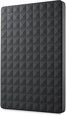 BRAND NEW Seagate Expansion 4 TB USB 3.0 Portable 2.5 inch External Hard Drive