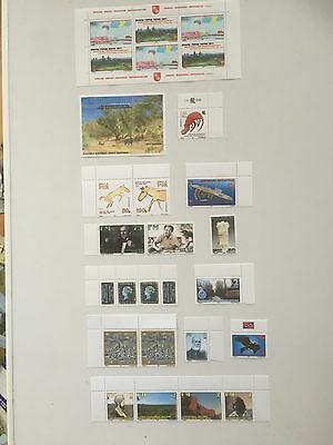 Collection of Worldwide Cinderella Stamps - All Unmounted Mint