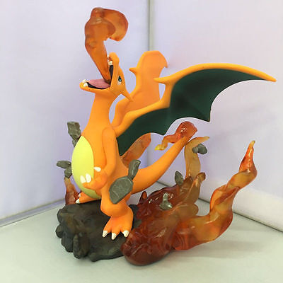 Pokemon Pocket Monster Charizard Toy Model Figure Doll Collectible 15cm