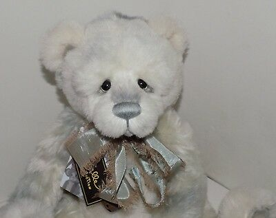Charlie Bears - Gorgonzola  ~ Isabelle Mohair Bear Limited Edition
