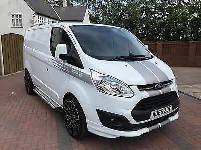"""2015/65 Ford Transit Custom Limited 155Ps Rs Edition  Swb  """"no Vat"""""""