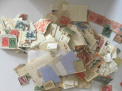 120 grams Worldwide Used Unsorted Stamps - Lucky dip, Bargain