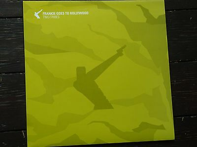 "FRANKIE GOES TO HOLLYWOOD Two Tribes UK Promo Double Vinyl 2x 12"" Records"