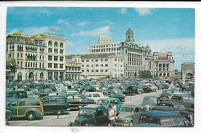 Singapore Printed Postcard Of Colyers Quay..