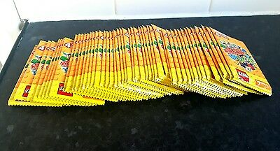 Lego Create the World Trading Cards Sainsbury's 50 Packs 200 CARDS NEW SEALED