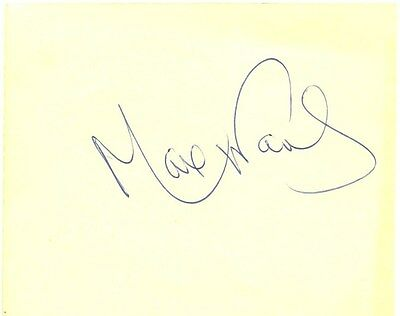 Max Ward + Jimmy Tiger Ryan signed autograph album page 1960s British wrestling
