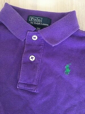 Ralph Lauren Boys Polo Shirt Age 9 Months