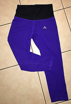 Woman Adidas Gym Tights Size S
