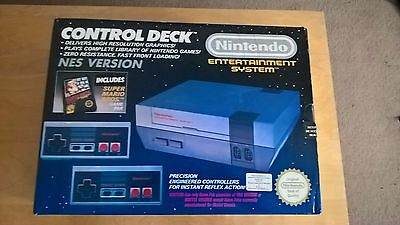 Nintendo Entertainment System BOX ONLY!!.