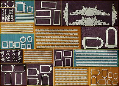 105 pieces set. For Frame wall painting decoration wichansky style.