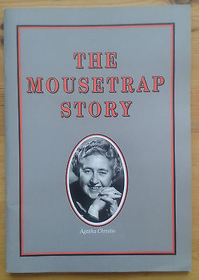 The Story of Mousetrap souvenir book 47 years at St Martin's Theatre 1999