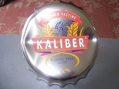 Large Vintage Kaliber Pub Bottle Opener - Table - Bar Mounted