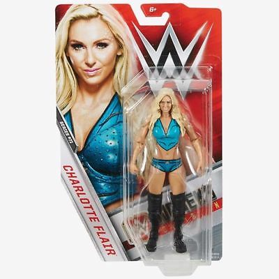 Wwe Charlotte Flair Basique 71 Femmes Raw Figurine Lutte Action Tout Neuf