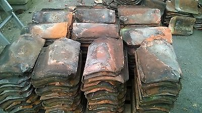 Job Lot Reclaimed Used Clay Pan Tiles Approx 1,500 Tiles