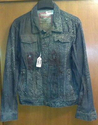 RESIDENT EVIL : AFTERLIFE Screen Worn Used Bloody ZOMBIE Wardrobe - COA - Horror