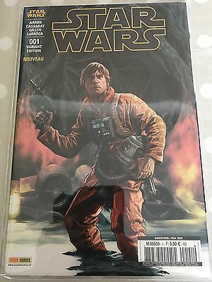 Star Wars #1 Lee Bermejo French Variant 1:13 NM