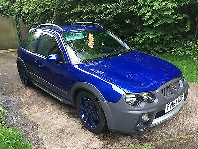 Rover Streetwise VVC 1.8 modified custom conversion