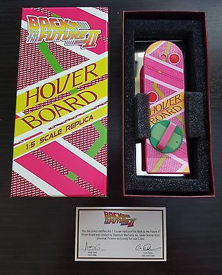 Back To The Future Part 2 Replica Hover Board 1:5 Scale - Loot Crate Exclusive