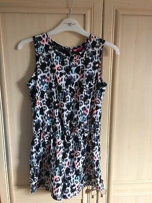 Girl Playsuit Age 10-11 Years
