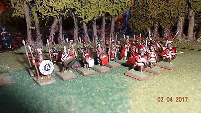 15mm - Ancients - Greek Heavy Infantry - very well painted
