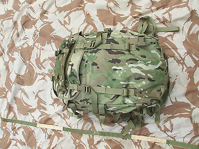 British Army Issue MTP PRI Multicam Bowman Radio Daysack Patrol Pack Bergen- New