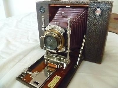 Antique Kodak  Number 4