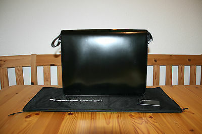 Porsche Design Polish Messenger FM Bag ShoulderBag Umhängetasche Business Tasche