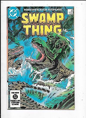 SWAMP THING #32 (DC Comics, 1984) very Fine+