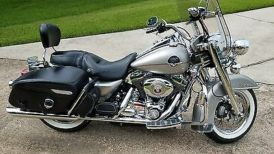 2008 Harley-Davidson Touring  2008 Harley Davidson Road King Classic, Only 15k miles Pristine condition TX